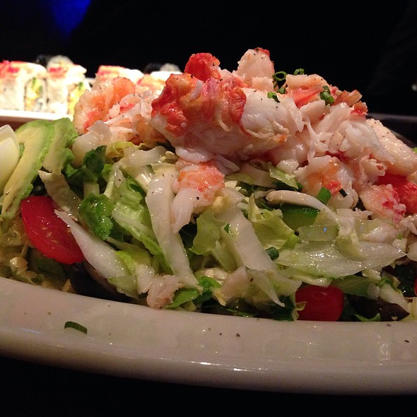 Chopped Seafood Salad - Shaw's Crab House - Schaumburg, Schaumburg, IL