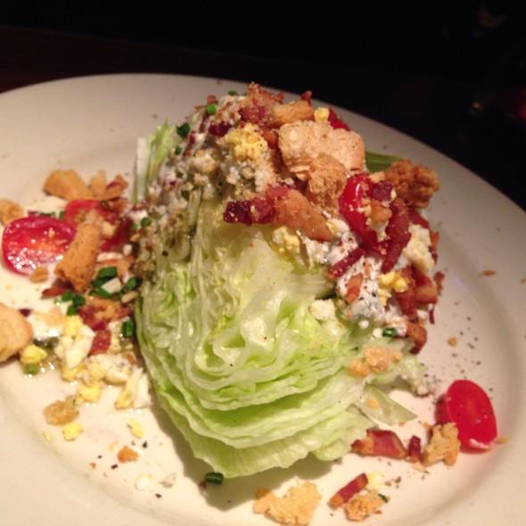 Wedge Salad - Shaw's Crab House - Schaumburg, Schaumburg, IL