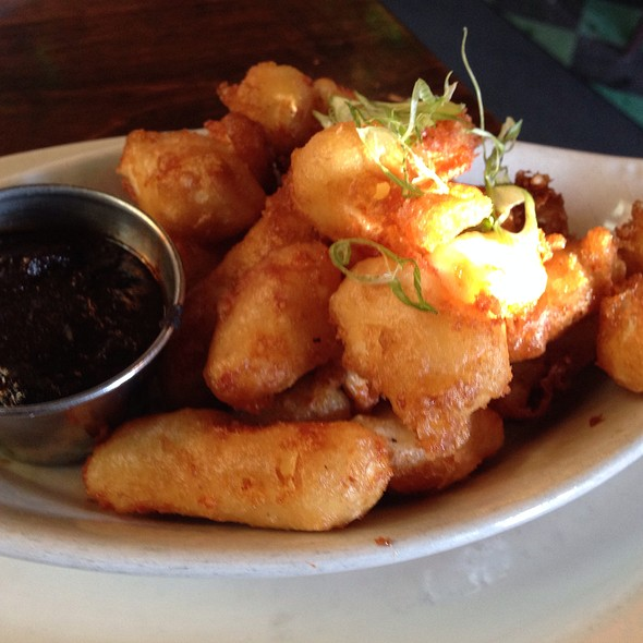 Cheese Curds - Schubas Harmony Grill, Chicago, IL