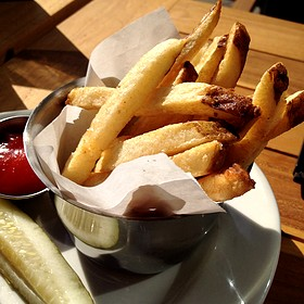 French Fries - Scotty Brown's-Bellevue, Bellevue, WA