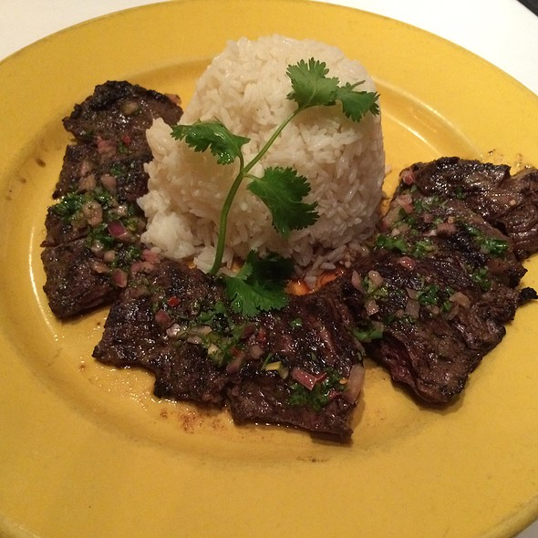 Steak & Rice - Sazon NYC, New York, NY