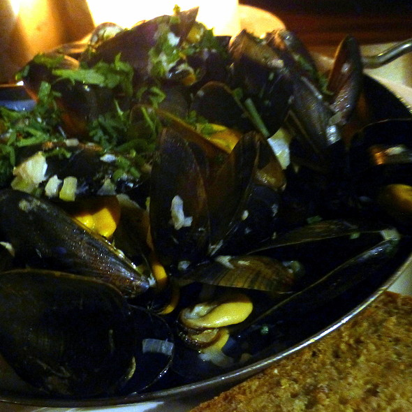 Mussels with Pollack - Cornstore, Cork, Cork