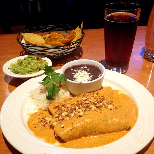 Enchiladas de Enjococado - Agave Mexican Bistro, Mountain View, CA