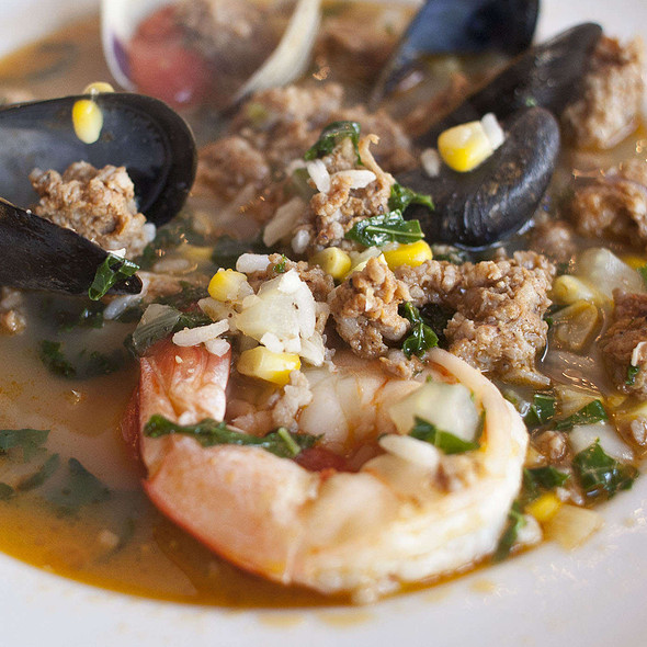 Paella De Mariscos - Catch 15, Washington, DC