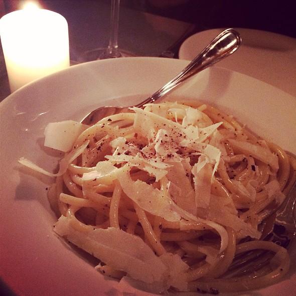 Bucatini Cacio E Pepe  - Il Buco Alimentari & Vineria, New York, NY