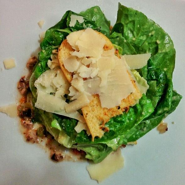 Cesar Salad - Eddie V's - 5th Street, Austin, TX