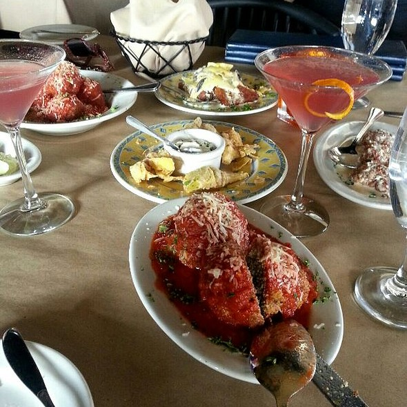 Happy Hour - Luce Ristorante E Enoteca, San Antonio, TX
