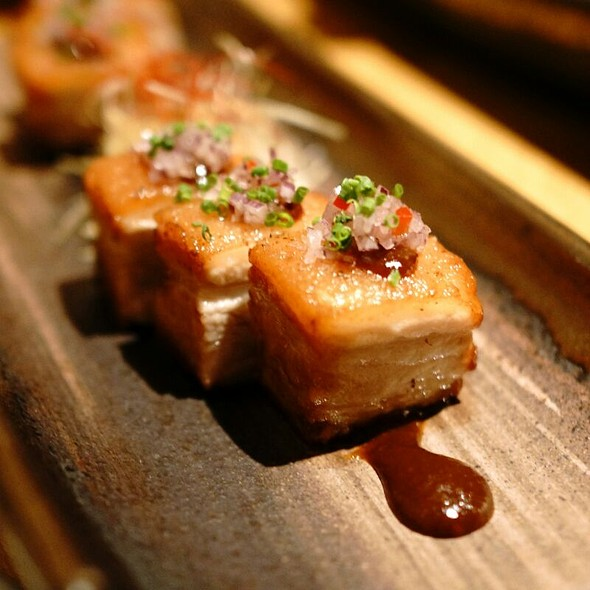 Crispy Pork Belly - Nobu - London, London