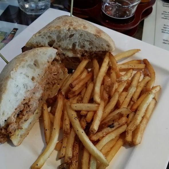 Meatloaf Sandwich - Garrett Hill Ale House, Bryn Mawr, PA