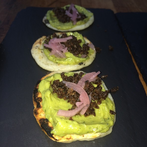 Grilled Machaca Colombian-Style Arepas - Colonia Verde, Brooklyn, NY