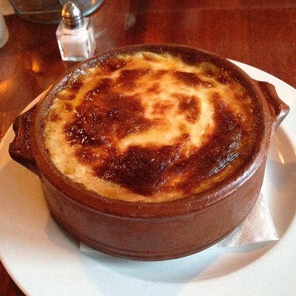 Moussaka - Faros Restaurant, Brooklyn, NY