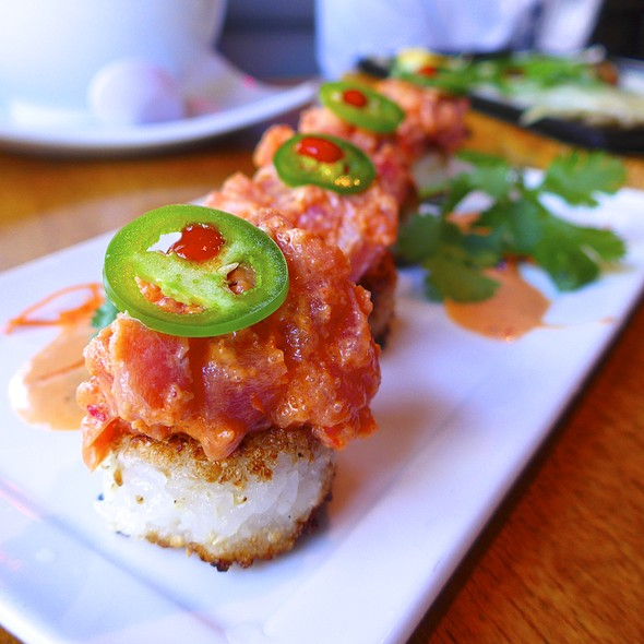 Spicy Tuna - Kabuki Japanese Restaurant - Tempe, Tempe, AZ