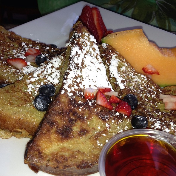 French Toast - Cafe Verona, Los Angeles, CA