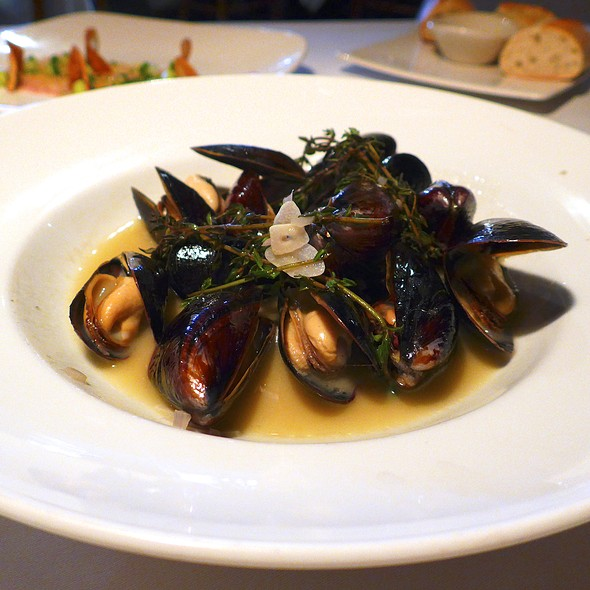 Steamed Mussels - Tarbell's, Phoenix, AZ