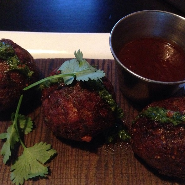Lamb Meatballs - DESTIHL-Normal, Bloomington, IL