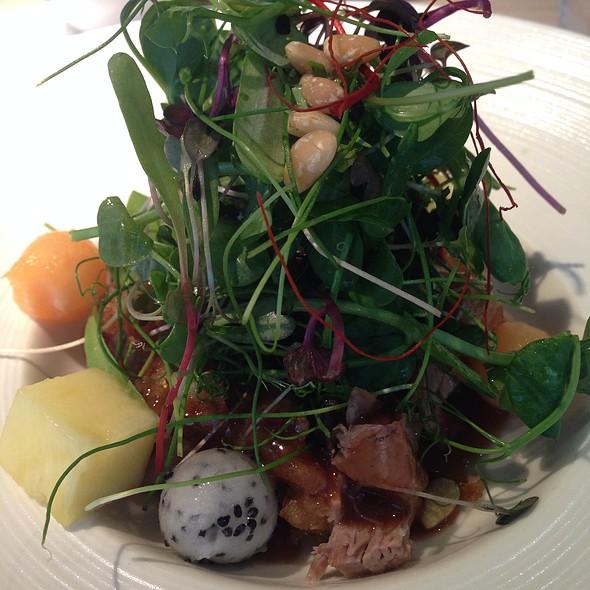 Crispy Duck Salad - HKK, London