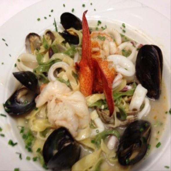 Pasta - La Gare French Restaurant, Santa Rosa, CA