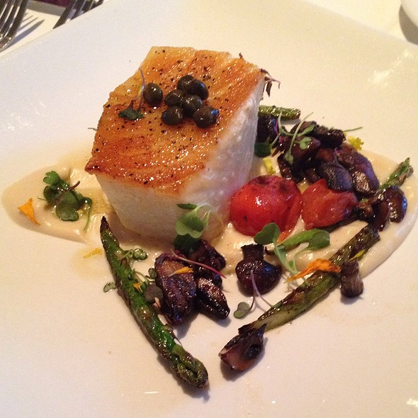 Chilean Sea Bass - Chez Loma, Coronado, CA