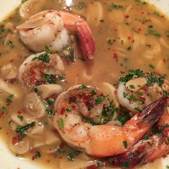 Garlic Shrimp - Pamplona Tapas Bar and Restaurant, Lafayette, LA