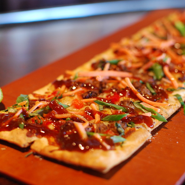 Firecracker Flatbread - Bar Louie - Minnetonka, Minnetonka, MN