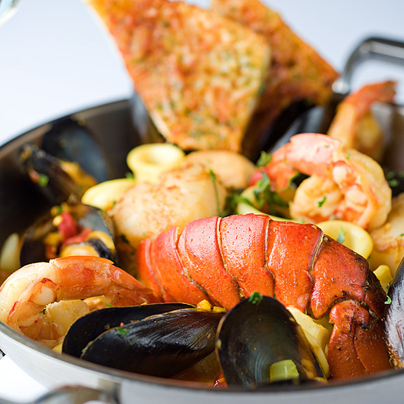 Cioppino - 21 Oceanfront, Newport Beach, CA