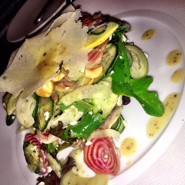 Farmers Market Salad - Scarpetta - The Cosmopolitan of Las Vegas, Las Vegas, NV