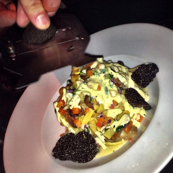 Tagliatelle With Black Truffles - Scarpetta - The Cosmopolitan of Las Vegas, Las Vegas, NV