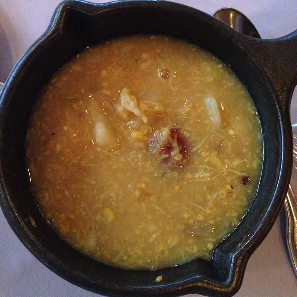 Crab and Corn Chowder - Henrietta's Table, Cambridge, MA