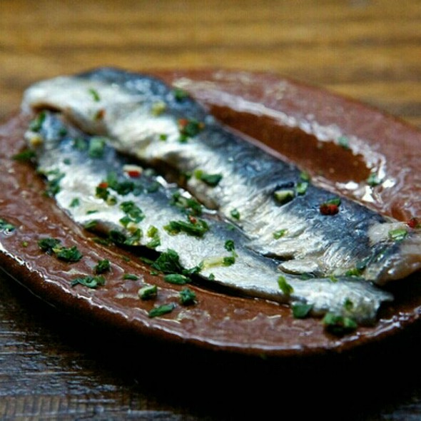 anchovy - Copita, London