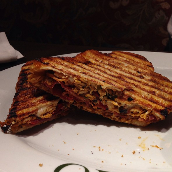 Chipotle Chicken & Bacon Panini - BRIO Tuscan Grille - Lombard - The Shops on Butterfield, Lombard, IL