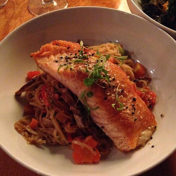 Salmon - Catch - Modern Seafood Cuisine, Wilmington, NC