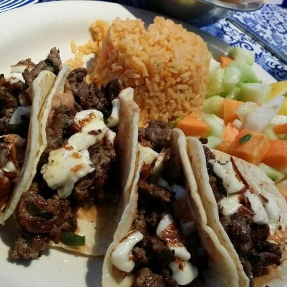 Tacos Callejeros - La Calle Doce - Lakewood, Dallas, TX