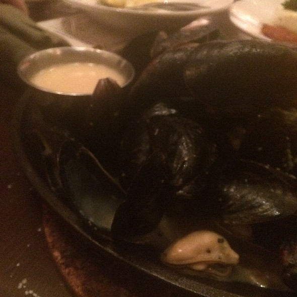 Mussels - Zino Ristorante, Edwards, CO