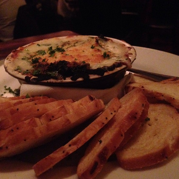 Crab And Artichoke Dip - Wildfire - Glenview, Glenview, IL