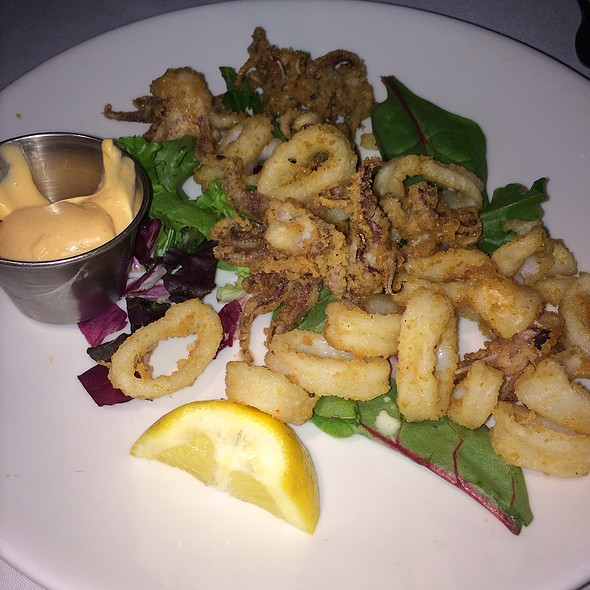 Togarashi Spiced Calamari - Avenue Grill - Denver, Denver, CO