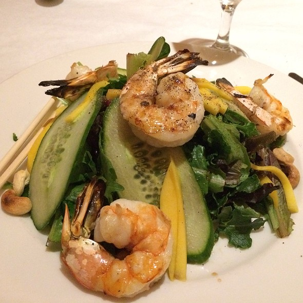 Grilled Shrimp Salad - Jack's Restaurant & Bar - NYC, New York, NY