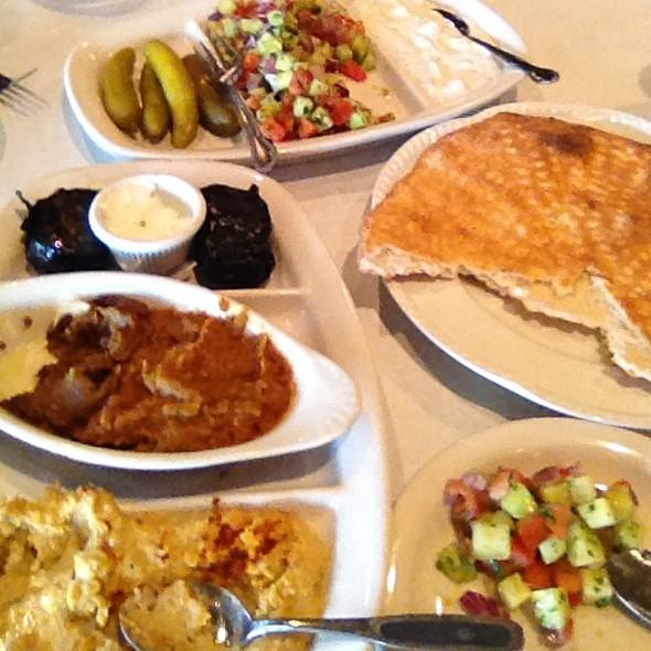 Mezza - Mirage Persian Cuisine, Atlanta, GA