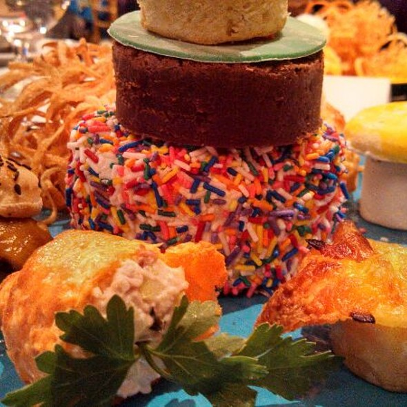 Mad Hatter High Tea - Green Valley Grill, Greensboro, NC