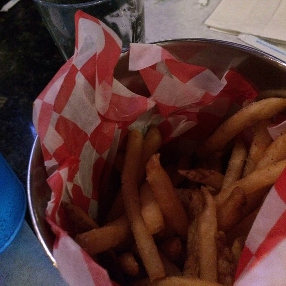 Chips - Dick's Last Resort - Boston, Boston, MA