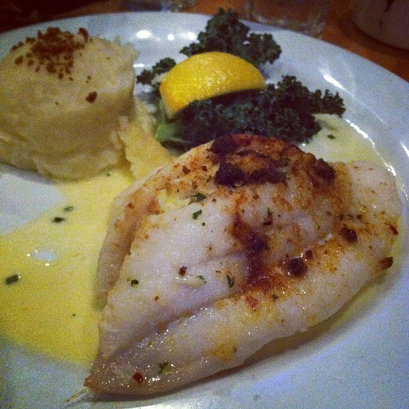 Crab Stuffed White Roughy - Aloha Steakhouse - Ventura, Ventura, CA