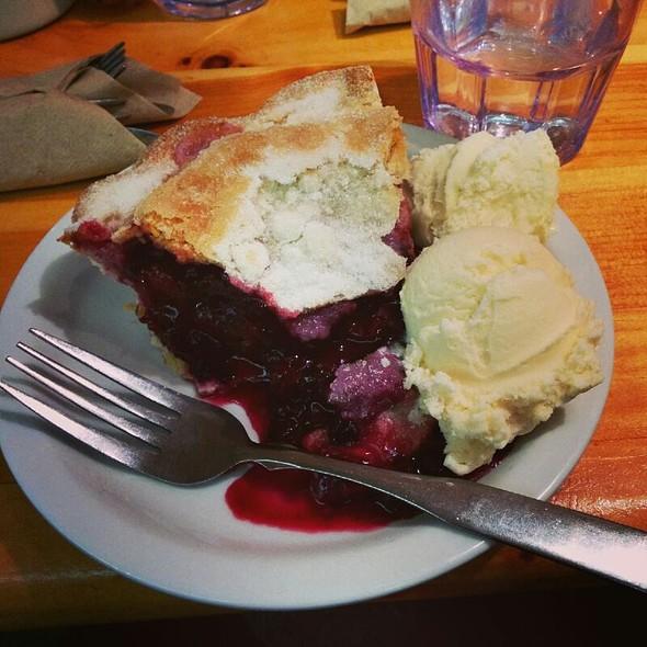Every Berry Pie - The Bunnery Bakery & Restaurant, Jackson, WY