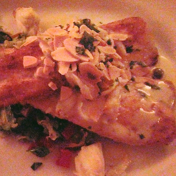 Trout - Peninsula Grill, Charleston, SC
