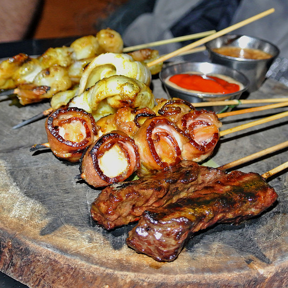 Grilled Surf & Turf Platter for Two - Thaimee Table (Formerly Ngam), New York, NY