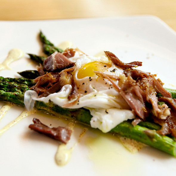 Asparagus Love - Moreton Fig, Los Angeles, CA