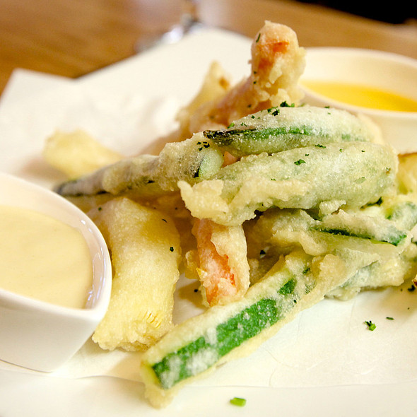 Fritto Misto - Moreton Fig, Los Angeles, CA