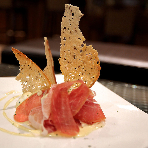 Ham And Cheese On Rye - Moreton Fig, Los Angeles, CA