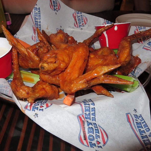 Wings - Toby Keith's - Harrah's Las Vegas, Las Vegas, NV