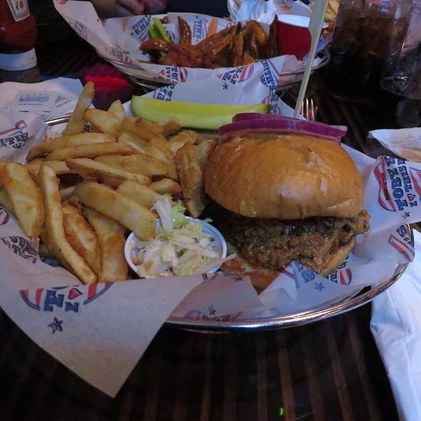 Pulled Pork Sandwich - Toby Keith's - Harrah's Las Vegas, Las Vegas, NV