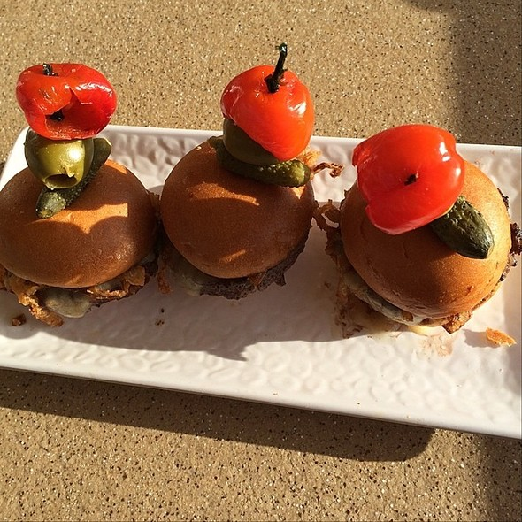 Kobe Sliders - Poseidon, Del Mar, CA
