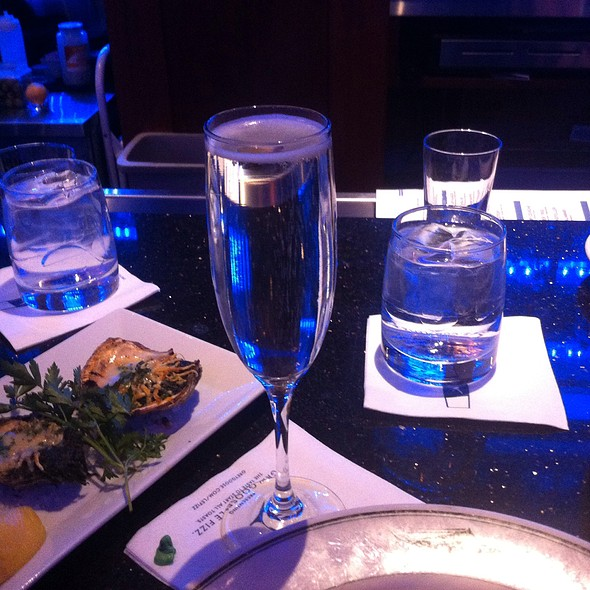 Prosecco - Oceanaire Seafood Room - Minneapolis, Minneapolis, MN